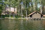 Pirts sētā pie ezera Aviris, privātajā sektorā