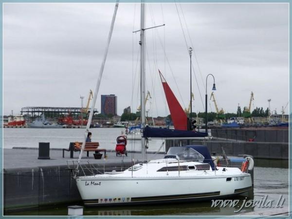 Buru Kuršu un Nemunas deltā, jūra - laivu brauciens no Nidā, Klaipēdā, Minge - 6