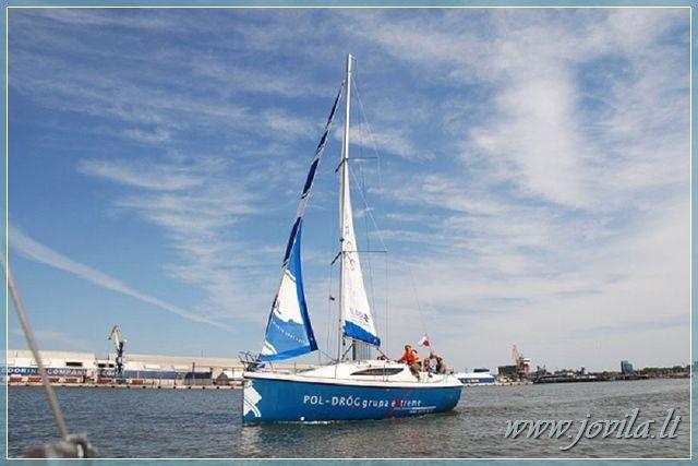 Buru Kuršu un Nemunas deltā, jūra - laivu brauciens no Nidā, Klaipēdā, Minge - 8
