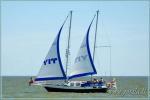 Buru Kuršu un Nemunas deltā, jūra - laivu brauciens no Nidā, Klaipēdā, Minge