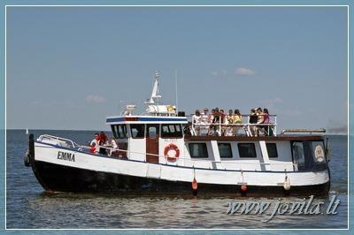 Ūdens tūrisma aģentūra JOVILA - 1