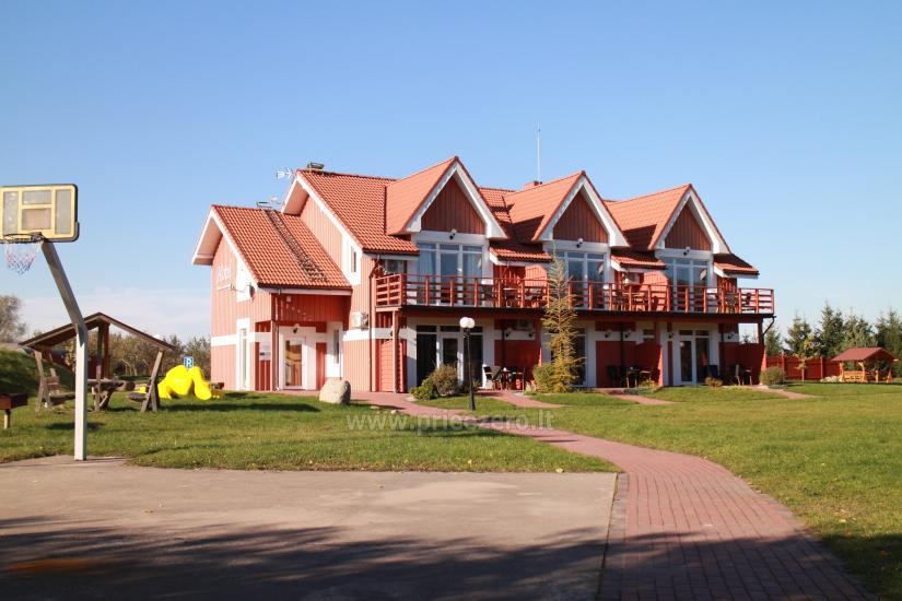 RADAILIU DVARAS - viesnica - restorans - pirtis - banketi - kazas - netalu no Klaipedas - 33