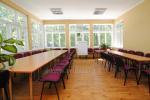 Konferenču zāle, kafejnīca viesu namā DruskininkosParko vila