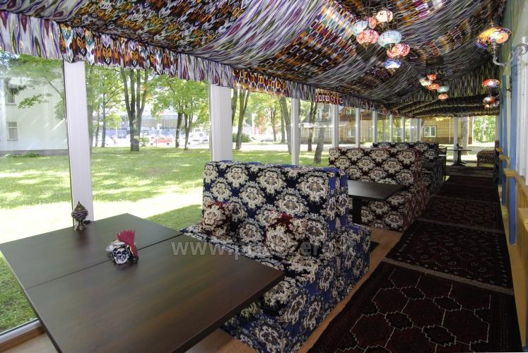 Konferenču zāle, kafejnīca viesu namā DruskininkosParko vila - 5