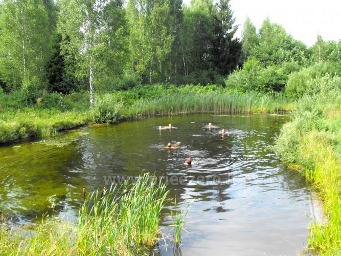 Lauku tūrisms pie upes - 15