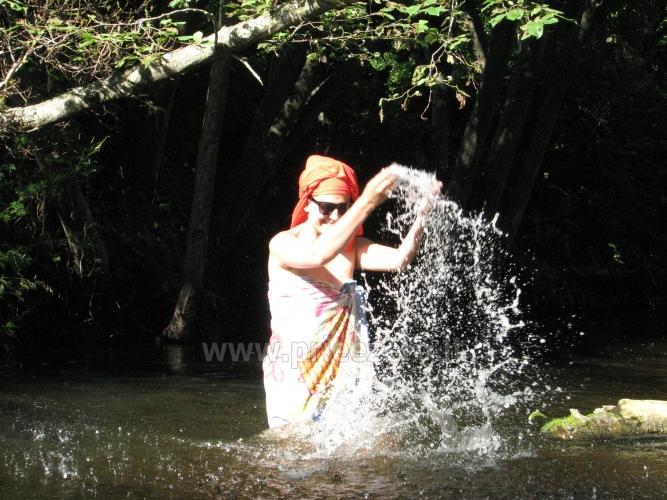 Lauku tūrisms pie upes - 21