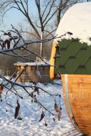 Pirts un kubls Lauku mājā pie ezera AKMENIU DVARAS - 2