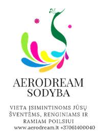 Lauku sēta brīvdienām un pasākumiem Aerodream