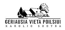 """Lauku seta pie ezera Ignalinas rajona """"Karolio sodyba"""""""