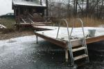 Atpūtas pie ezera Zeimenis Lietuvā - 33