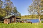 Atpūtas pie ezera Zeimenis Lietuvā - 2