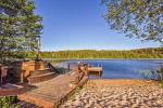 Atpūtas pie ezera Zeimenis Lietuvā - 3