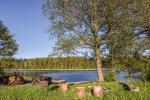 Atpūtas pie ezera Zeimenis Lietuvā - 11