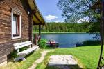 Atpūtas pie ezera Zeimenis Lietuvā - 16