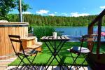 Atpūtas pie ezera Zeimenis Lietuvā - 8