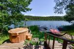 Atpūtas pie ezera Zeimenis Lietuvā - 7