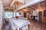 Galvenais guļbaļķu māja ar virtuvi - 6
