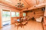 Guļbaļķu māja ar viesu virtuvē - 8