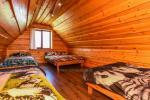 Brīvdienu māja līdz 8 personām ar pirti, viesistabu, virtuvi, guļamistabu un privātu pagalmu - 5