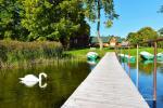 1. Ērta - lētas brīvdienas diviem pie ezera - 16