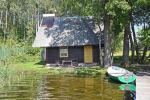 2. Brīvdienu māja Siesartis ezera krastā - 1