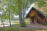 2. Brīvdienu māja Siesartis ezera krastā - 4