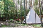 Telts Teepee (Wigwam) līdz 30 personām - 1
