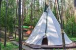 Telts Teepee (Wigwam) līdz 30 personām - 2