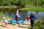 Kempings upes krastā - 12