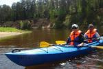 Kempings upes krastā - 13