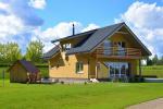 Liela māja ar banketu zāli - 2