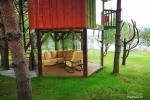 Potītes - divvietīga māja kokos - 3