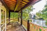 Viesu māja pie upes Ignalinas rajonā - 14