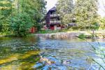 Viesu māja pie upes Ignalinas rajonā - 1