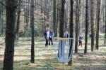 Disku golfs - 14