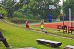 Tenisa korts, basketbola, futbola, volejbola laukums - 5
