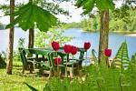 Brīvdienu māja līdz 6 personām ezera krastā - 3