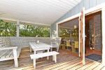 Apartamenti Nr. 1 + privāta pirts māja ar terasi un mini pludmali - 11