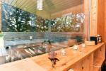 Apartamenti Nr. 1 + privāta pirts māja ar terasi un mini pludmali - 15