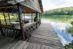 Brīvdienu māja ar saunu ezera krastā - 2